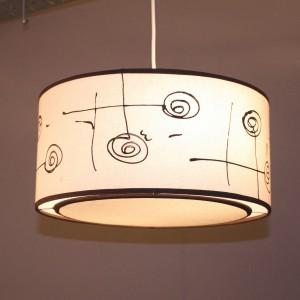 Hijos on pinterest - Como hacer una lampara de techo moderna ...