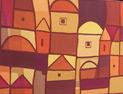 aplique de pared pintado 30x15x100 cm